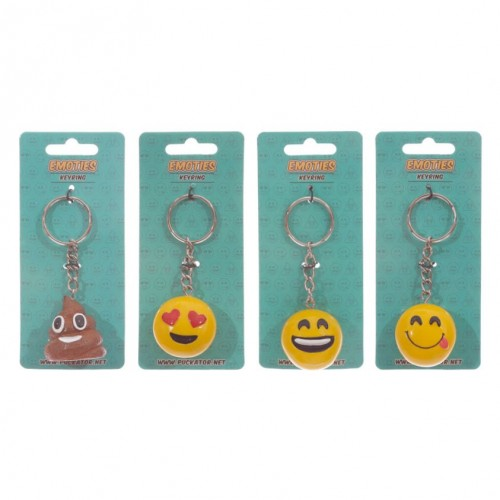 Llavero Emoties Keyring