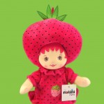 Peluche Strawberry Doll